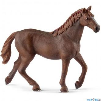 Ostatní hračky - Schleich - Kůň, Anglický plnokrevník kobyla