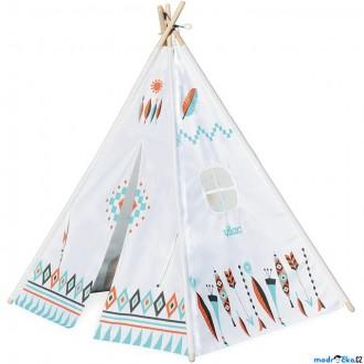 Na ven a sport - Indiánský stan - Dětské Teepee Cheyenne (Vilac)
