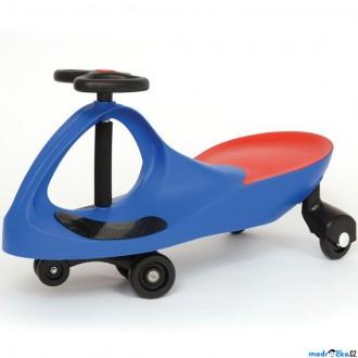 Dřevěné hračky - Didicar - Vozítko modré