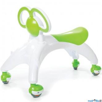 Dřevěné hračky - Didicar - Chodítko dětské zelené