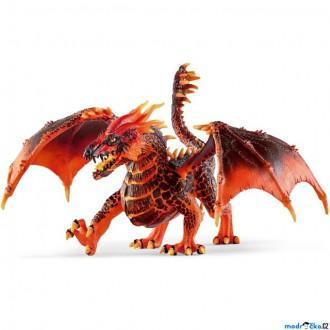 Ostatní hračky - Schleich - Eldrador, Sopečný drak
