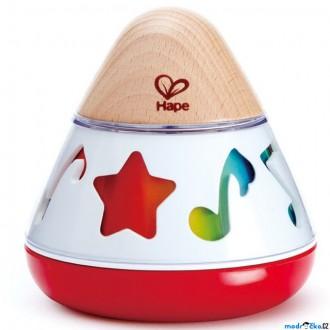 Pro nejmenší - Hračka pro batolata - Hudební skříňka (Hape)