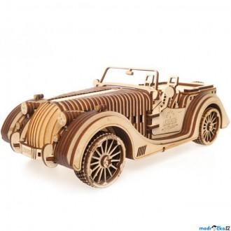 Stavebnice - 3D mechanický model - Auto Roadster VM-01 (Ugears)