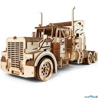 Stavebnice - 3D mechanický model - Truck VM-03, Kamion Heavy Boy (Ugears)