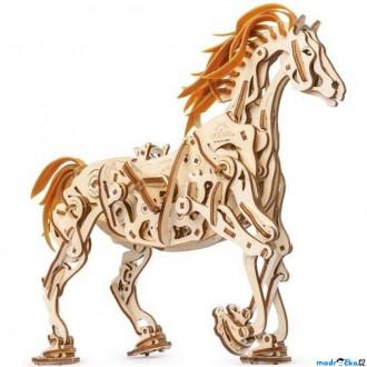 Stavebnice - 3D mechanický model - Mechanický kůň (Ugears)