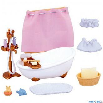 Ostatní hračky - Sylvanian Families - Nábytek, Koupelna s příslušenstvím
