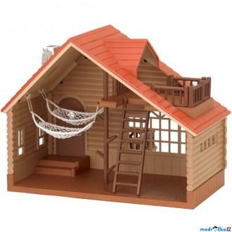 Ostatní hračky - Sylvanian Families - Domeček, Odpočinkový srub