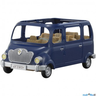 Ostatní hračky - Sylvanian Families - Auto, Modré