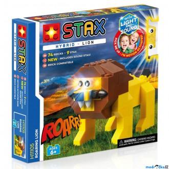 Stavebnice - Light Stax Hybrid - Roaring Lion