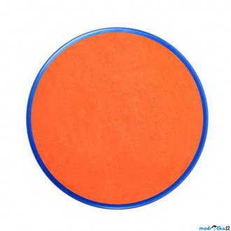 Ostatní hračky - Snazaroo - Barva 18ml, Oranžová (Orange)