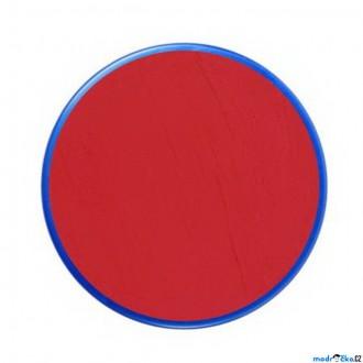 Ostatní hračky - Snazaroo - Barva 18ml, Červená (Bright Red)