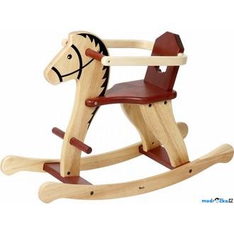 JIŽ SE NEPRODÁVÁ - Houpadlo - Houpací kůň, hnědý (Voila)