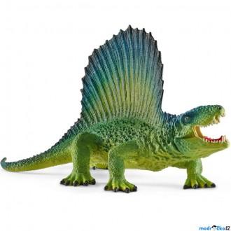 Ostatní hračky - Schleich - Dinosaurus, Dimetrodon
