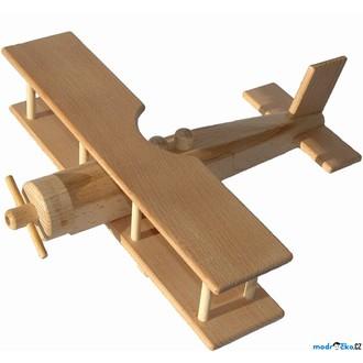 Dřevěné hračky - Ceeda Cavity - Dvojplošník