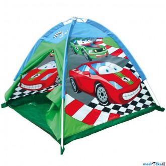 Na ven a sport - Dětský domeček - Stan auto (Bino)