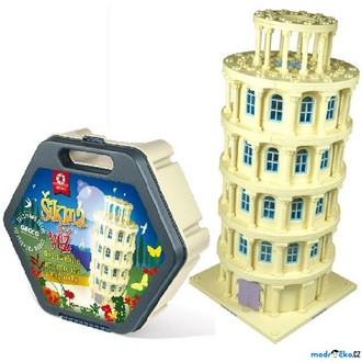 Stavebnice - Gecco - Stavebnice Šikmá věž