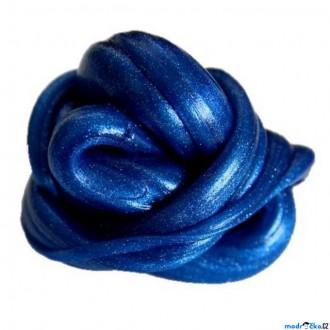 Ostatní hračky - Inteligentní plastelína - třpytící, Cejlonský safír