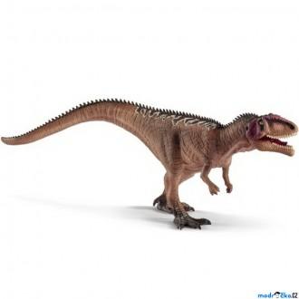 Ostatní hračky - Schleich - Dinosaurus, Giganotosaurus mládě