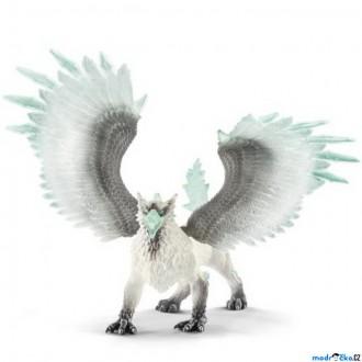 Ostatní hračky - Schleich - Eldrador, Ledový gryf