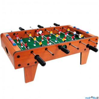 Dřevěné hračky - Fotbálek - Stolní fotbal velký dřevěný (Legler)