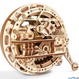 Stavebnice - 3D mechanický model - Monowheel (Ugears)