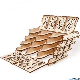 Stavebnice - 3D mechanický model - Games, Card Holder (Ugears)