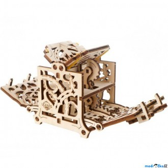 Stavebnice - 3D mechanický model - Games, Dice Keeper (Ugears)