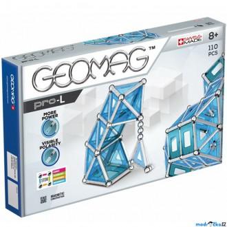 Stavebnice - Geomag - PRO-L, 110 ks