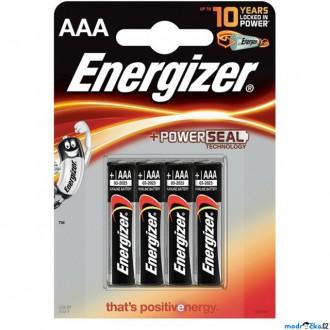 Ostatní hračky - Baterie AAA/LR03 ENERGIZER Alkaline Power 4ks