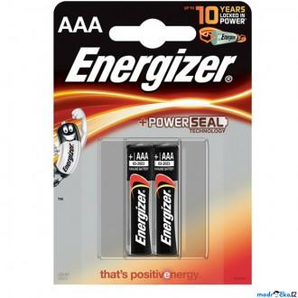 Ostatní hračky - Baterie AAA/LR03 ENERGIZER Alkaline Power 2ks