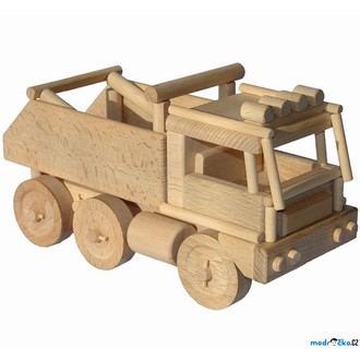 Dřevěné hračky - Ceeda Cavity - Rallye Dakar I. Velký