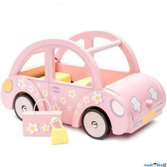Pro holky - Auto - Dřevěné se zavazadly Sophie (Le Toy Van)