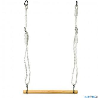 Na ven a sport - Hrazda - Dřevěná houpačka Trapeze (Legler)