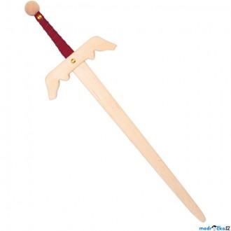 Dřevěné hračky - Dětská zbraň - Dřevěný meč Friedrich (Legler)