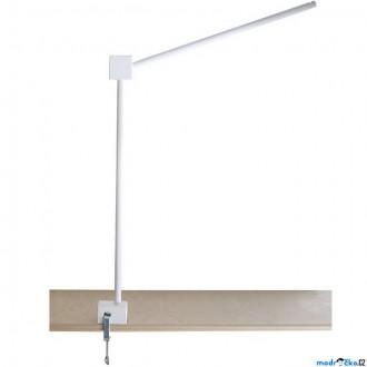 Dřevěné hračky - Držák na závěsný kolotoč  - Dřevěný bílý XL (Niermann Standby)