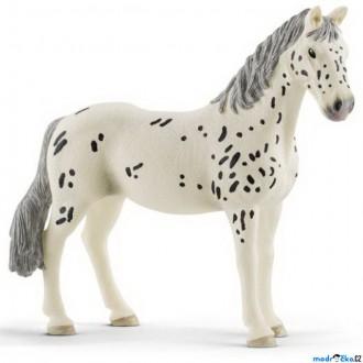 Ostatní hračky - Schleich - Kůň, Knabstrupská klisna