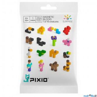 Stavebnice - Pixio - Surprise (8 až 12 kostiček)