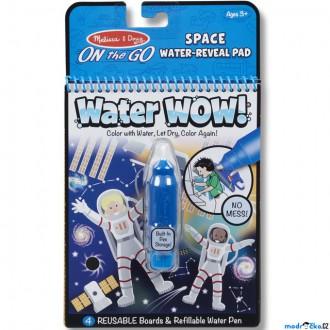 Ostatní hračky - Omalovánky - Kouzlení vodou, Vesmír (M&D)