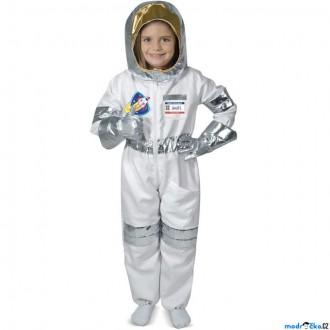 Ostatní hračky - Kostým dětský - Astronaut komplet (M&D)