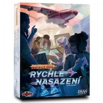 Ostatní hračky - Společenská hra - Pandemic: Rychlé nasazení