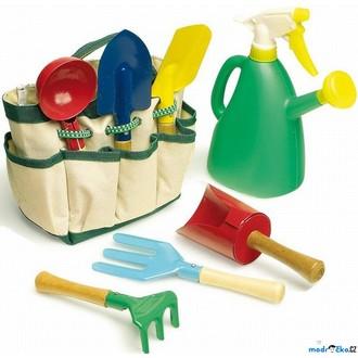 Na ven a sport - Zahradní nářadí - Zahradnická taška, 7ks (Legler)