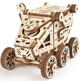 Stavebnice - 3D mechanický model - Bugina z marsu (Ugears)