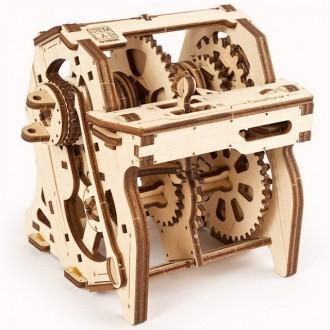 Stavebnice - 3D mechanický model - Stem Lab, Převodovka (Ugears)