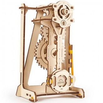 Stavebnice - 3D mechanický model - Steam Lab, Kyvadlo (Ugears)