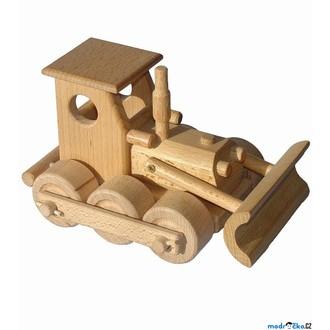 Dřevěné hračky - Ceeda Cavity - Buldozer