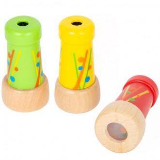 Dřevěné hračky - Drobné hračky - Kaleidoskop mini, 1ks (Legler)