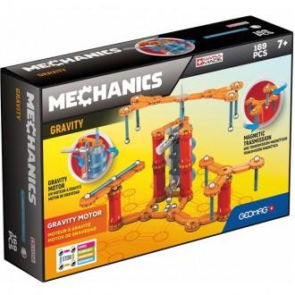 Stavebnice - Geomag - Mechanics Gravity, 169 ks
