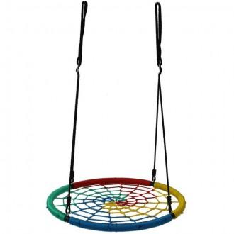Na ven a sport - Houpačka - Houpací kruh, Čapí hnízdo barevná