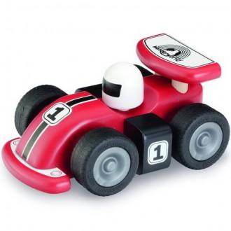 Dřevěné hračky - Auto - Miniworld, Formule dřevěná (Wonderworld)