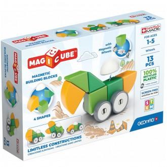 Stavebnice - Geomag - Magicube, Shapes 13 kostek